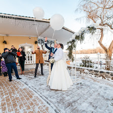 Wedding photographer Nadezhda Gorodeckaya (gorodphoto). Photo of 20.02.2018