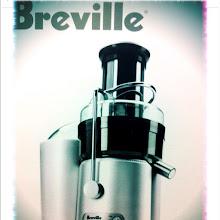 Photo: Breville Fountain Plus Juicer #intercer - via Instagram, http://instagr.am/p/KDqAGapfhr/