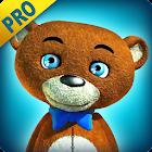 Talking Teddy Bear Pro icon