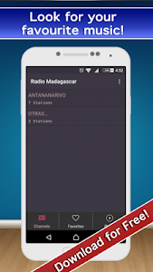 📻 Madagascar Radio FM AM Live screenshot 2