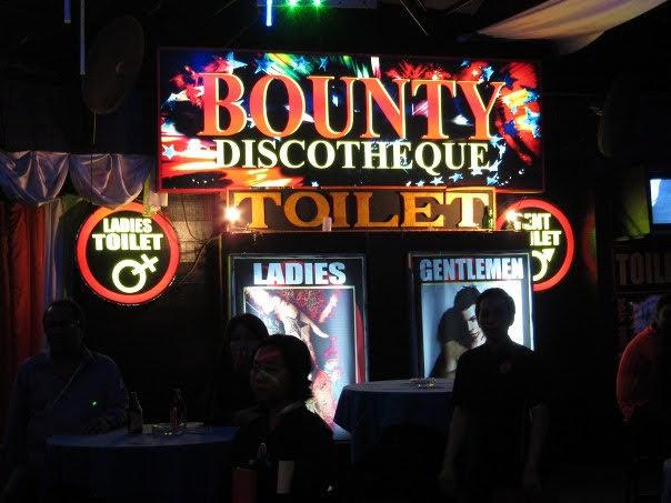 Bounty-Nightclub