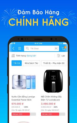 Tiki Shopping & Fast Shipping 4.50.1 screenshots 7