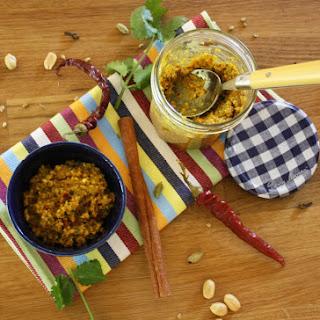 Massaman Curry Paste.