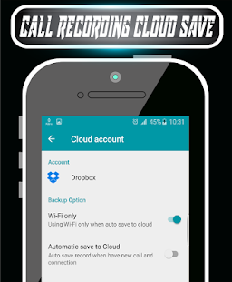 Auto Voice Call Unlimited Recorder Pro 2017-18 - náhled