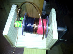 Photo: The coil is done. And I am relieved ;)