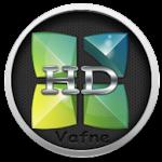 Next Launcher Theme Carbon HD Icon