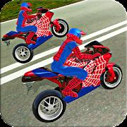 Game Bike Stunt Super Hero Simulator Driver 3D APK for Windows Phone