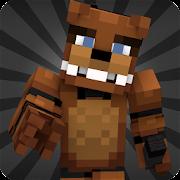 Skins FNAF for Minecraft PE