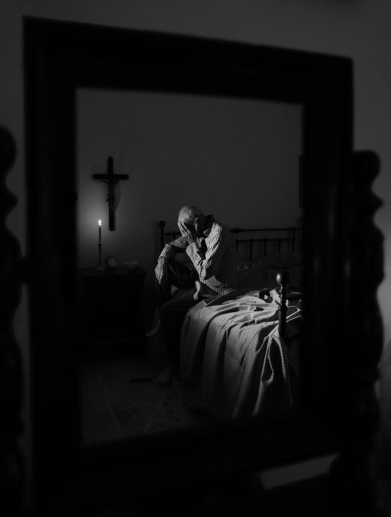 Lo specchio dei ricordi di roberto-copeta