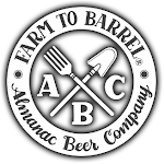 Logo of Almanac Farm To Barrel: Dogpatch Sour Brewed With Cherries Aged In Wine Barrels