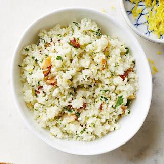 Cauliflower Rice Pilaf Recipes.