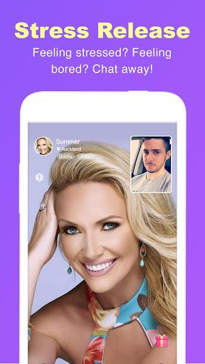 Wink Plus-Fun video chat screenshot 5