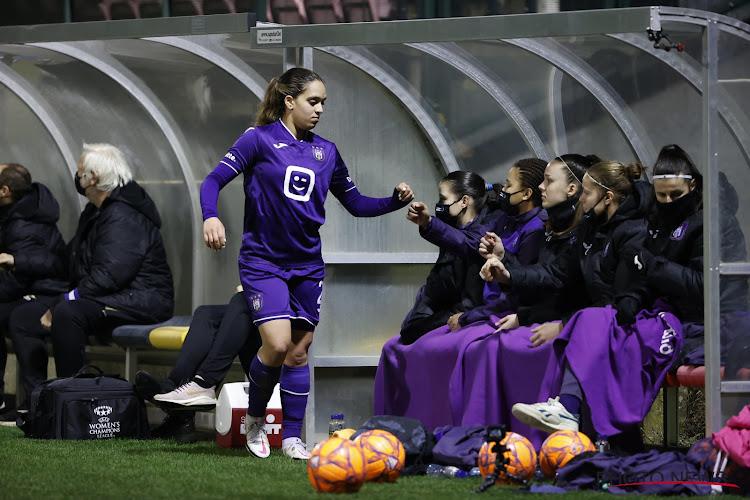 Officiel : Sakina Diki Ouzraoui prolonge à Anderlecht