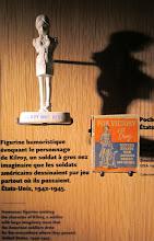 Photo: Kilroy was here - fraasista enemmän Wikipediassa, jos jäi kiinnostamaan: http://en.wikipedia.org/wiki/Kilroy_was_here