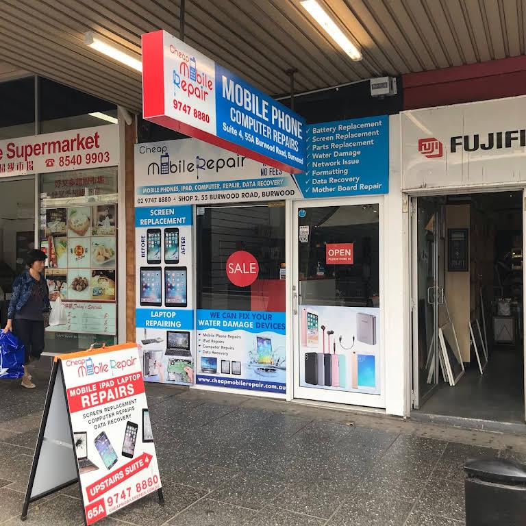 Cheap Mobile Repair - iPhone Repair Sydney - Electronics Repair Shop