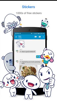 BBM - Free Calls & Messages - screenshot