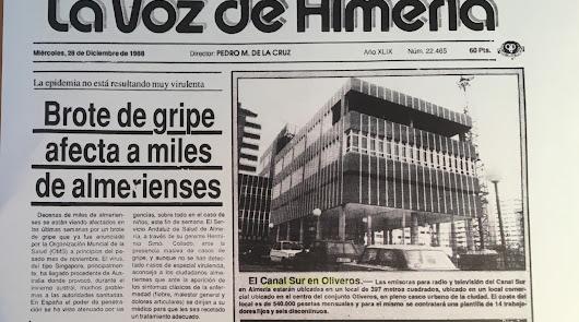 Almería en los tiempos del covid-19 (XLIV): Almería ya tuvo su Simón