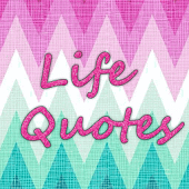 Glitter Life Quotes Wallpapers