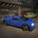 Night Garage Car Parking 3D icon