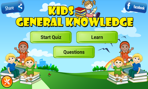 Kids General Knowledge- screenshot thumbnail