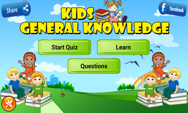 Kids General Knowledge- screenshot