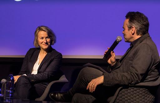 Club Les Echos Débats avec Anne Rigail