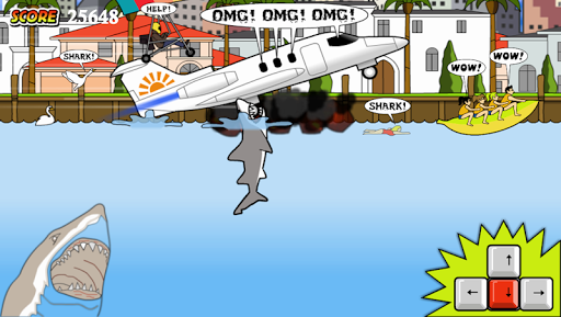 Shark Bite Simulator:Hungry Shark Attack 1.0.6 screenshots 9