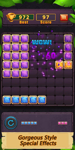 Block Puzzle Jewels Legend  captures d'écran 4