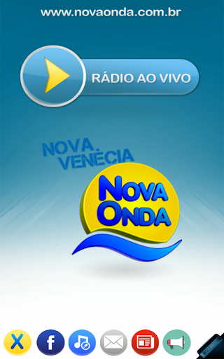 Rádio Nova Onda v7.1-2.0 screenshots 2