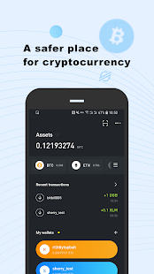 Witch cryptocurrency does blockchain wallet support