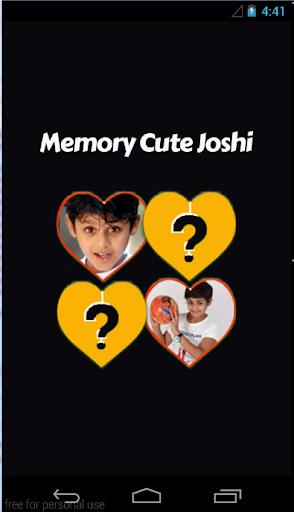 Memory Cute Joshi