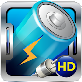 Battery Saver HD & Fast Charger, Power Widget