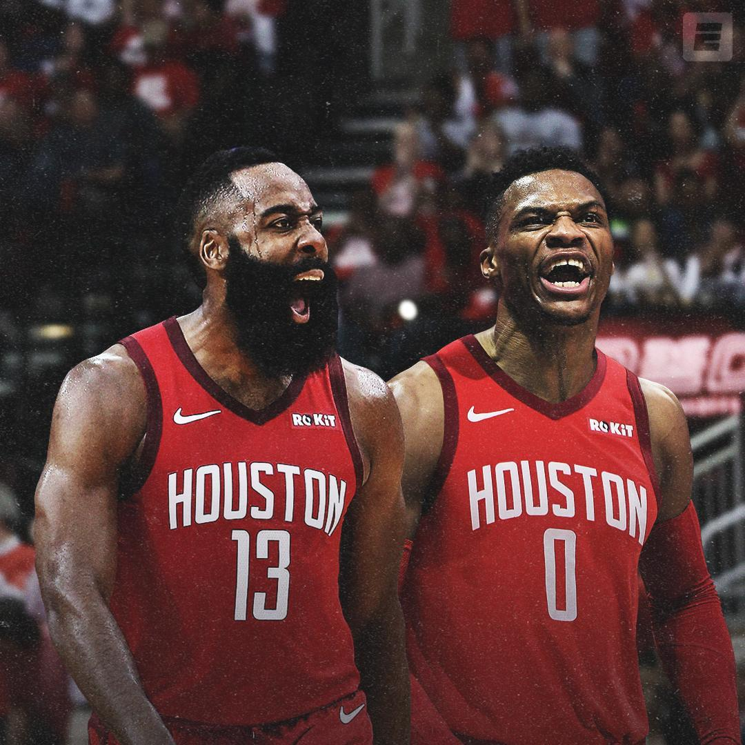 Image result for russell westbrook and james harden