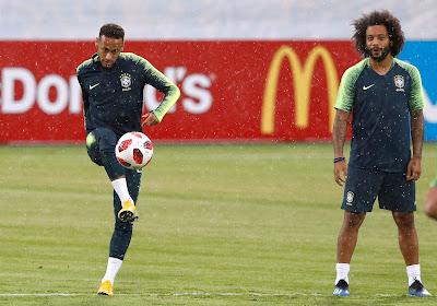 Le petit mot de Marcelo à Neymar fait jaser en Espagne