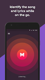 Musixmatch -  Lyrics & Music Screenshot 3