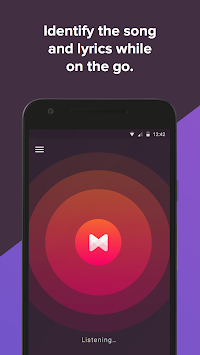 Musixmatch Lyrics Music Player APK screenshot thumbnail 5