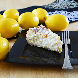 LemonBurst Cheesecake