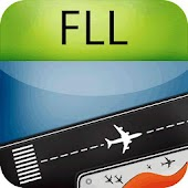 Fort Lauderdale Airport (FLL) Flight Tracker