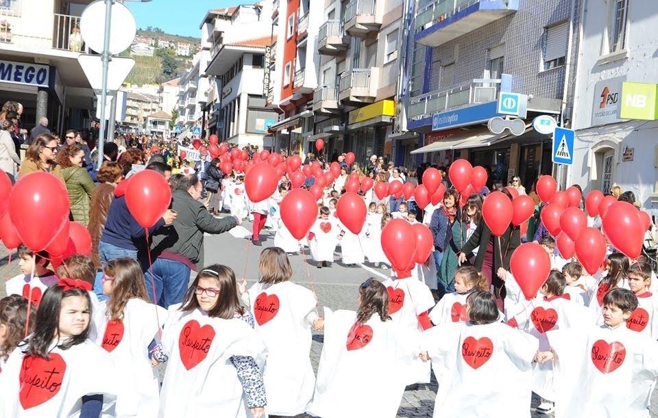 """""""Educação para a Cidadania"""" inspirou Desfile de Carnaval"""