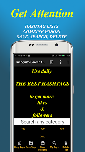 Incognito Search for Instagram 2.67 screenshots 3