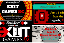 Exit Games, LLC, Bonner Springs, United States