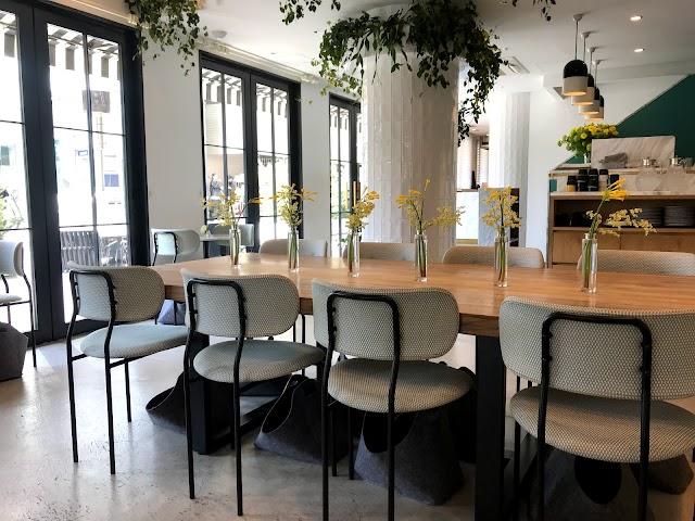 ELLE cafe Aoyama エルカフェ青山店