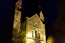 Cerkev sv. Janeza Krstnika, Ljubljana, Slovenia