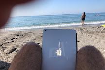 Playa Torrecilla, Nerja, Spain