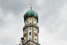 Church of St. Ulrich and St. Afra, Augsburg, Germany