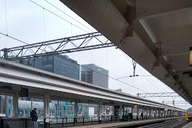 Станция  Amsterdam Zuid