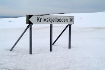 Knivskjellodden, Nordkapp Municipality, Norway
