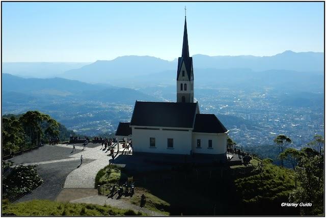 Chiesetta Alpina - Monumento ao Imigrante
