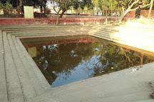 The Kankalitala Temple, Bolpur, India