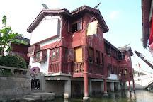 Qibao Ancient Town, Shanghai, China